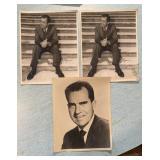 Richard Nixon Autographs No COA  Appear Authentic