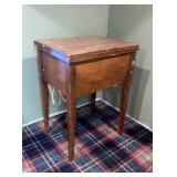 Sewing Machine Tabled Cabinet  Only