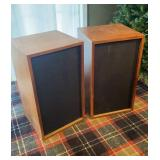 Pair of American Monitors Model 12xp Speakers