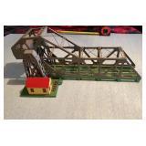 Lionel 313-50 Metal Draw Bridge O Scale