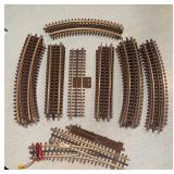 Lot of O Gauge Train Track