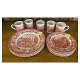 Royal Art Plates & Mugs