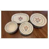 Cumberland Stoneware Set