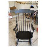 Wood Rocking Chair