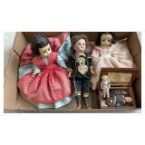 Lot of Small / Tiny Dolls