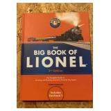 The Big Book of  Lionel Hardcover