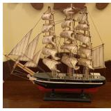 Desk Ship Model