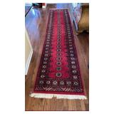 Hand Knotted Pakistan Wool Rug 12x2-6