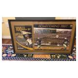 Purdue Homecoming 2007 Framed Poster