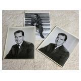 Richard Nixon Signed Photos