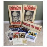 Political Ephemera & White House Christmas Cards