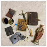 Religious Bible Rosary