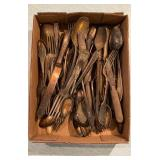 Lot of Plated Flatware