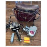 8mm Bell & Howell Camera
