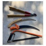 Garden Saws & Pruners