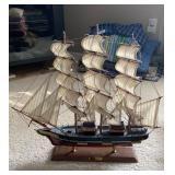 Wood Ship Cutty Sark