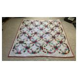 Quilted Blanket 71x72