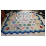Quilted Blanket 85x102