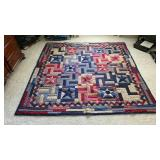 Quilted Blanket 83x84