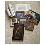 Lot of Pictures & Prints