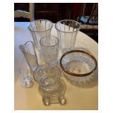 Crystal Bowls Vases & more