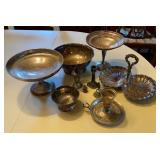 Silver Plated Serving Ware