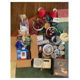 Misc Lot Light Bulbs Leather Cleaner & More
