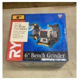 New Sealed Ryobi Bench Grinder