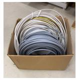 Box lot of Wire & Cables
