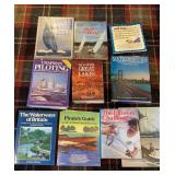 Lot of Boating / Sailing Books