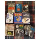 Lot of Jazz Books