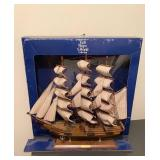 Wood Ship HMS Bounty