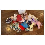 Lot of Doll Cloths
