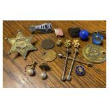 Boy Scout Ring Pins & More