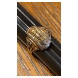 Gold Ring 1948 Benton Harbor High School