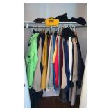 Contents of Entry Closet Jackets
