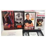 Inspirational and Instructional VHS Tapes