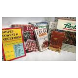 Collection of Vegetarian Cookbooks
