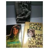 Bob Dylan Chronicles and Assorted Books