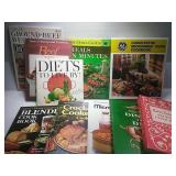 Large Assortment of Cook Books