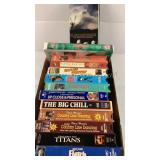 Lot of 13 VHS