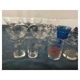 Assorted Barware