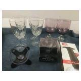 Houdini Wine Shower, Vacu Vin Wine Saver and