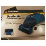 Black and Decker Dustbuster Corded Power Brush