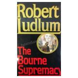 The Bourne Supremacy, by Robert Ludlum