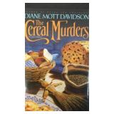 The Cereal Murders, by Diane Mott Davidson