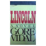 Lincoln, By Gore Vidal