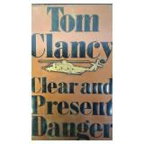 Clear and Present Danger, by Tom Clancy