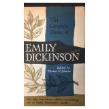 The Complete Poems of Emily Dickinson, by Thomas