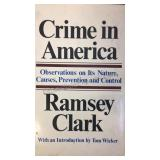 Crime in America, by Ramsey Clark